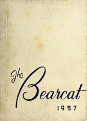 Page 1, 1957 Edition, Lenoir High School - Bearcat Yearbook (Lenoir, NC) online yearbook collection
