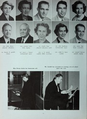 Page 16, 1957 Edition, Lenoir High School - Bearcat Yearbook (Lenoir, NC) online yearbook collection