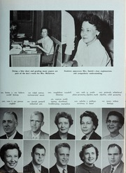 Page 17, 1957 Edition, Lenoir High School - Bearcat Yearbook (Lenoir, NC) online yearbook collection