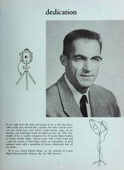 Page 9, 1957 Edition, Lenoir High School - Bearcat Yearbook (Lenoir, NC) online yearbook collection