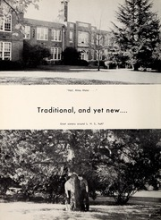 Page 10, 1960 Edition, Lenoir High School - Bearcat Yearbook (Lenoir, NC) online yearbook collection