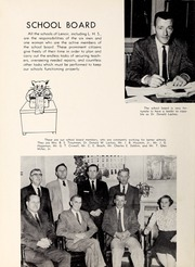 Page 16, 1960 Edition, Lenoir High School - Bearcat Yearbook (Lenoir, NC) online yearbook collection