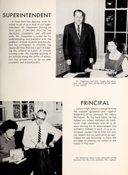 Page 17, 1960 Edition, Lenoir High School - Bearcat Yearbook (Lenoir, NC) online yearbook collection