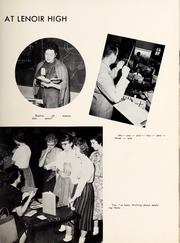 Page 9, 1960 Edition, Lenoir High School - Bearcat Yearbook (Lenoir, NC) online yearbook collection