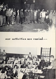 Page 11, 1962 Edition, Lenoir High School - Bearcat Yearbook (Lenoir, NC) online yearbook collection