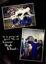 Page 8, 1962 Edition, Lenoir High School - Bearcat Yearbook (Lenoir, NC) online yearbook collection