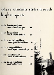 Page 9, 1962 Edition, Lenoir High School - Bearcat Yearbook (Lenoir, NC) online yearbook collection