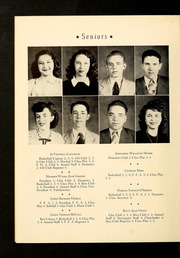 Page 12, 1948 Edition, Rosman High School - Oriole Yearbook (Rosman, NC) online yearbook collection
