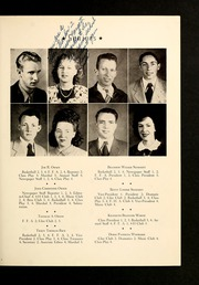 Page 13, 1948 Edition, Rosman High School - Oriole Yearbook (Rosman, NC) online yearbook collection