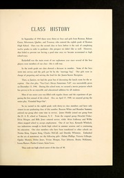 Page 15, 1948 Edition, Rosman High School - Oriole Yearbook (Rosman, NC) online yearbook collection
