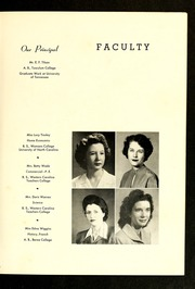Page 11, 1950 Edition, Rosman High School - Oriole Yearbook (Rosman, NC) online yearbook collection