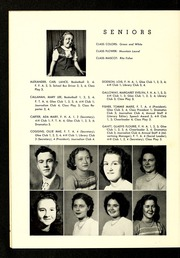 Page 14, 1950 Edition, Rosman High School - Oriole Yearbook (Rosman, NC) online yearbook collection
