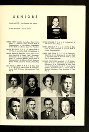 Page 15, 1950 Edition, Rosman High School - Oriole Yearbook (Rosman, NC) online yearbook collection