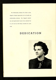 Page 6, 1950 Edition, Rosman High School - Oriole Yearbook (Rosman, NC) online yearbook collection