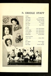 Page 7, 1950 Edition, Rosman High School - Oriole Yearbook (Rosman, NC) online yearbook collection