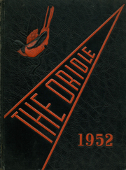 Page 1, 1952 Edition, Rosman High School - Oriole Yearbook (Rosman, NC) online yearbook collection