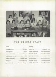 Page 10, 1952 Edition, Rosman High School - Oriole Yearbook (Rosman, NC) online yearbook collection