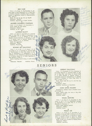 Page 15, 1952 Edition, Rosman High School - Oriole Yearbook (Rosman, NC) online yearbook collection