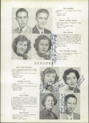 Page 16, 1952 Edition, Rosman High School - Oriole Yearbook (Rosman, NC) online yearbook collection