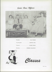 Page 11, 1955 Edition, Rosman High School - Oriole Yearbook (Rosman, NC) online yearbook collection