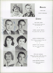 Page 12, 1955 Edition, Rosman High School - Oriole Yearbook (Rosman, NC) online yearbook collection