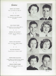Page 13, 1955 Edition, Rosman High School - Oriole Yearbook (Rosman, NC) online yearbook collection