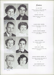 Page 14, 1955 Edition, Rosman High School - Oriole Yearbook (Rosman, NC) online yearbook collection