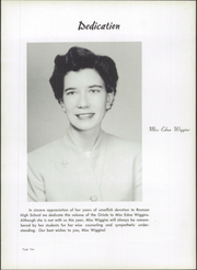 Page 6, 1955 Edition, Rosman High School - Oriole Yearbook (Rosman, NC) online yearbook collection