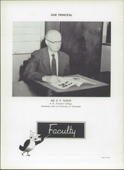 Page 7, 1955 Edition, Rosman High School - Oriole Yearbook (Rosman, NC) online yearbook collection
