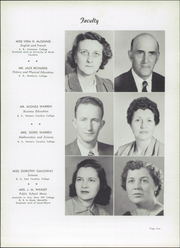Page 9, 1955 Edition, Rosman High School - Oriole Yearbook (Rosman, NC) online yearbook collection