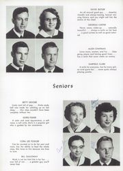 Page 14, 1957 Edition, Rosman High School - Oriole Yearbook (Rosman, NC) online yearbook collection
