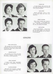 Page 16, 1957 Edition, Rosman High School - Oriole Yearbook (Rosman, NC) online yearbook collection
