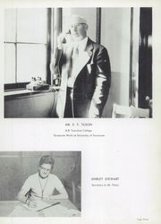 Page 7, 1957 Edition, Rosman High School - Oriole Yearbook (Rosman, NC) online yearbook collection