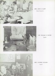Page 8, 1957 Edition, Rosman High School - Oriole Yearbook (Rosman, NC) online yearbook collection