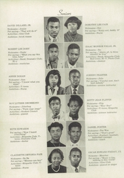 Page 12, 1953 Edition, Atkins High School - Maroon and Gold Yearbook (Winston Salem, NC) online yearbook collection