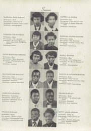 Page 15, 1953 Edition, Atkins High School - Maroon and Gold Yearbook (Winston Salem, NC) online yearbook collection