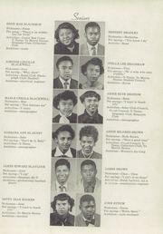 Page 9, 1953 Edition, Atkins High School - Maroon and Gold Yearbook (Winston Salem, NC) online yearbook collection