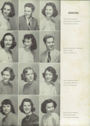 Page 13, 1949 Edition, Grainger High School - Kay Aitch Ess Yearbook (Kinston, NC) online yearbook collection