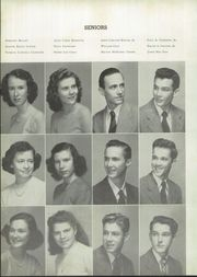 Page 14, 1949 Edition, Grainger High School - Kay Aitch Ess Yearbook (Kinston, NC) online yearbook collection