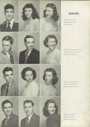 Page 15, 1949 Edition, Grainger High School - Kay Aitch Ess Yearbook (Kinston, NC) online yearbook collection