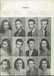 Page 16, 1949 Edition, Grainger High School - Kay Aitch Ess Yearbook (Kinston, NC) online yearbook collection