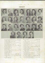 Page 9, 1949 Edition, Grainger High School - Kay Aitch Ess Yearbook (Kinston, NC) online yearbook collection