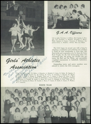 Page 128, 1954 Edition, Grainger High School - Kay Aitch Ess Yearbook (Kinston, NC) online yearbook collection