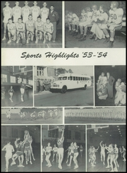 Page 132, 1954 Edition, Grainger High School - Kay Aitch Ess Yearbook (Kinston, NC) online yearbook collection