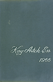 Page 1, 1955 Edition, Grainger High School - Kay Aitch Ess Yearbook (Kinston, NC) online yearbook collection