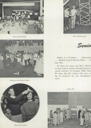 Page 12, 1955 Edition, Grainger High School - Kay Aitch Ess Yearbook (Kinston, NC) online yearbook collection