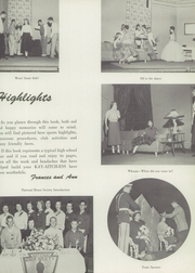 Page 13, 1955 Edition, Grainger High School - Kay Aitch Ess Yearbook (Kinston, NC) online yearbook collection