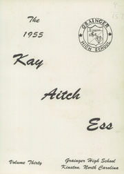 Page 7, 1955 Edition, Grainger High School - Kay Aitch Ess Yearbook (Kinston, NC) online yearbook collection