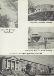 Page 9, 1955 Edition, Grainger High School - Kay Aitch Ess Yearbook (Kinston, NC) online yearbook collection
