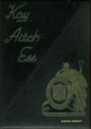Grainger High School - Kay Aitch Ess Yearbook (Kinston, NC) online yearbook collection, 1957 Edition, Page 1